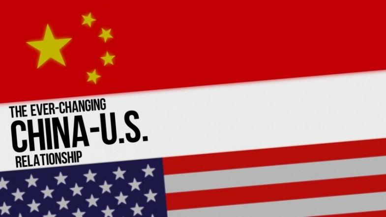 The volatile relationship between China and the United States