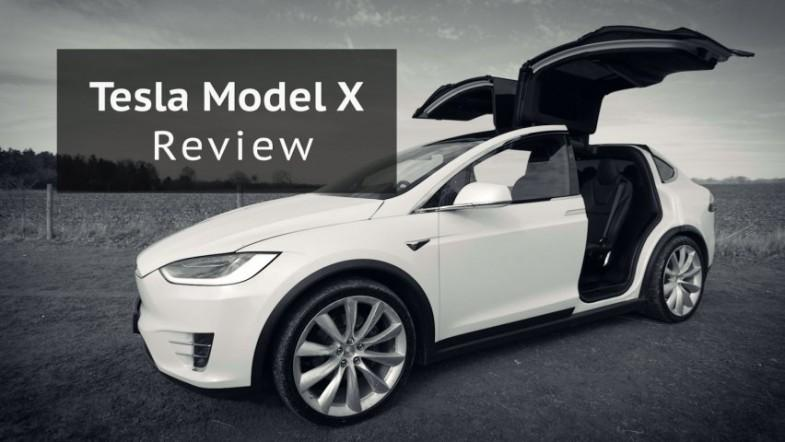 Tesla Model X review