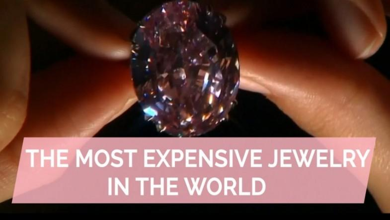 The Pink Star diamond ring: The most expensive jewellery in the world