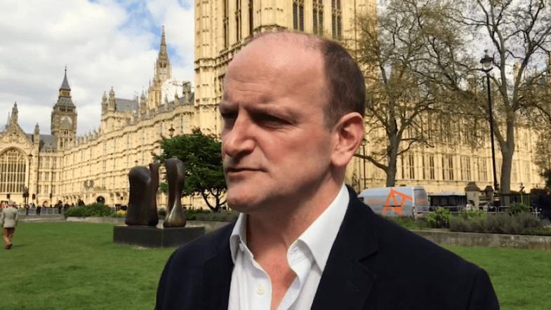Ex-Ukip MP Douglas Carswell warns hideous populists could usher in Western strongmen