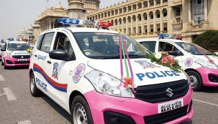 Safe Auto Phone Number >> Bangalore: CM launches 51 pink Hoysala patrol vehicles and women's safety app; here's what ...