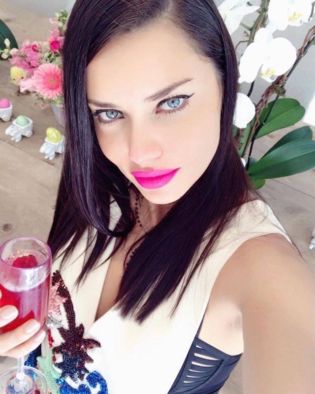 Reddit Secret Vs: Adriana Lima Opts For Bare Necessities For Love Magazine