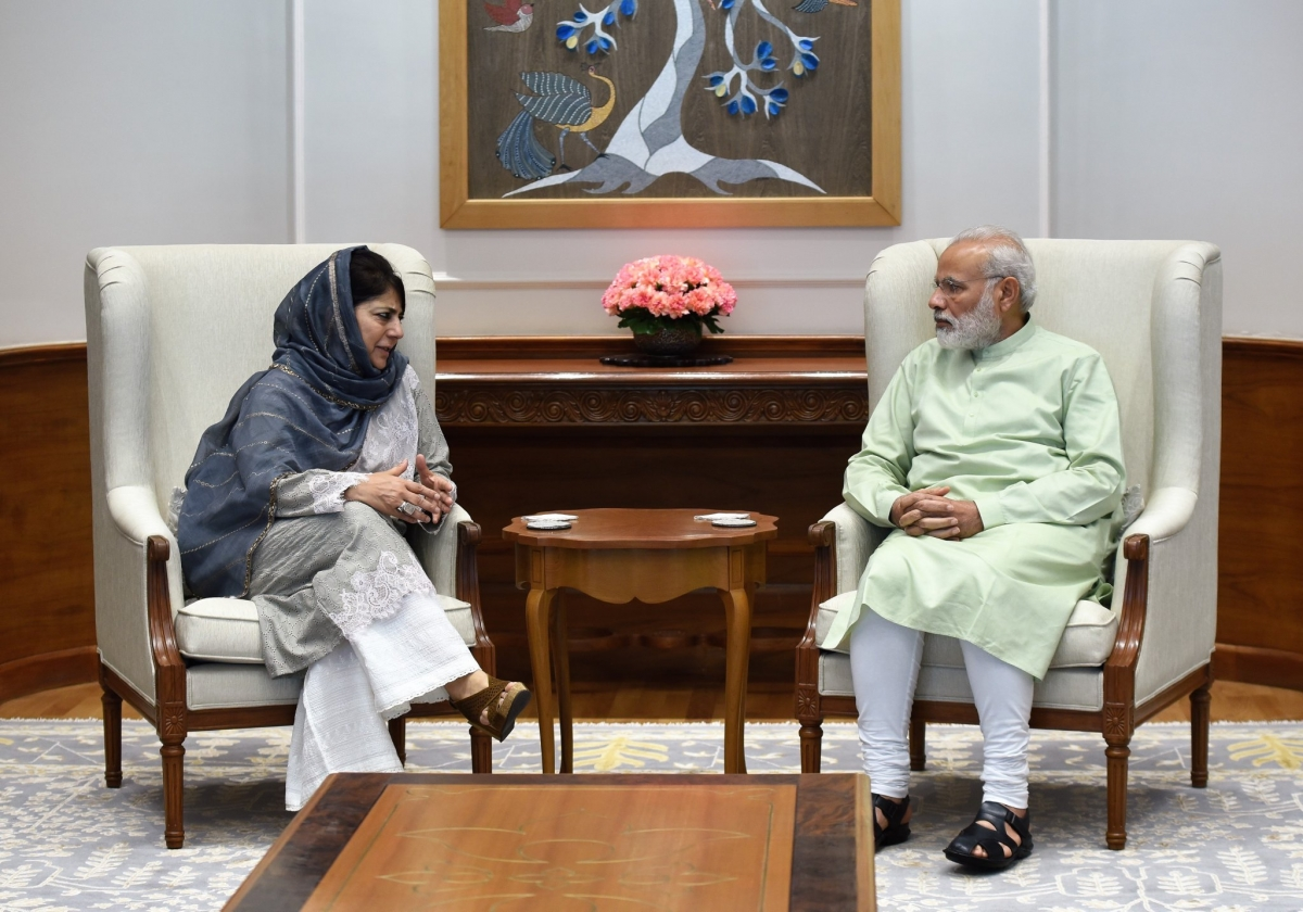J&K situation will improve in the next 2-3 months,' says CM
