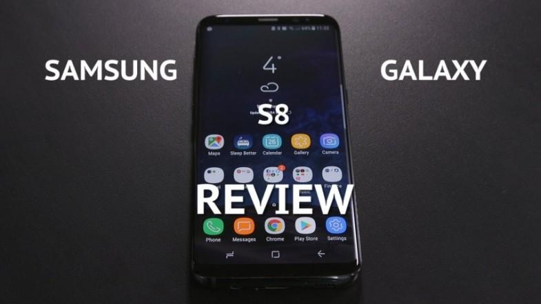 Samsung Galaxy S8 Review: The best smartphone ever made?