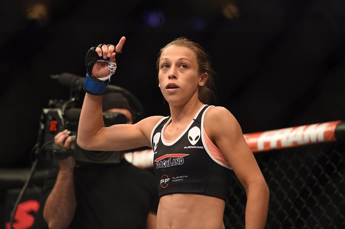 Top 5 Hottest Female Ufc Fighters Video - Ibtimes India-1724
