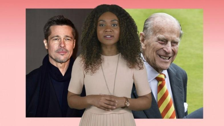 A-list Insider: Brad Pitt talks collapse of his marriage, Bruce Hampton dies and Prince Philip retires