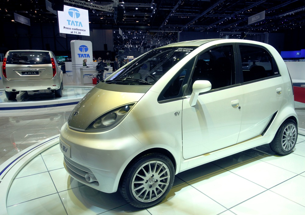 Ratan Tata S Dream Not To Die Tata Nano May Get Lease Of