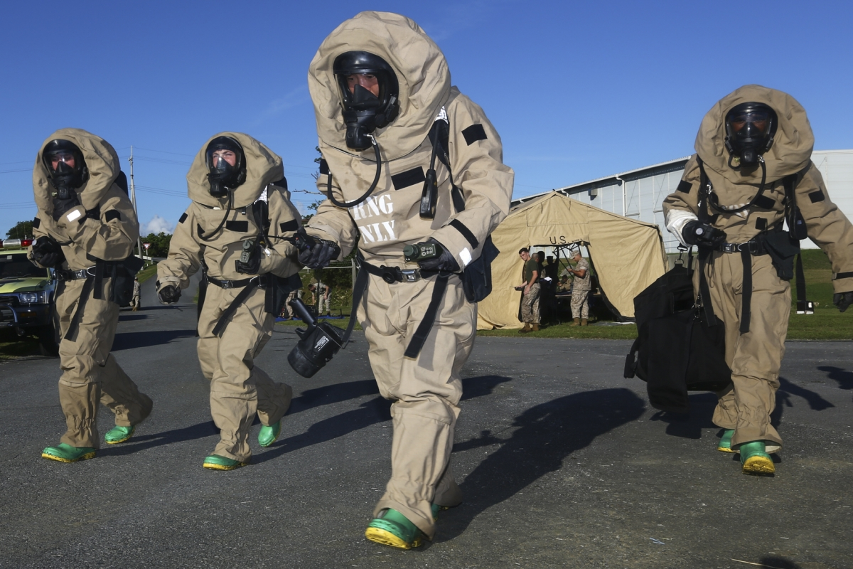 India to procure anti-chemical, anti-nuclear suits from US