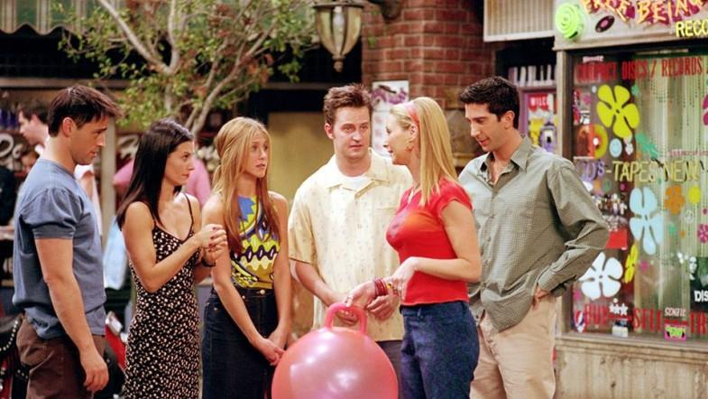 Matthew Perry will NEVER say yes to a FRIENDS remake