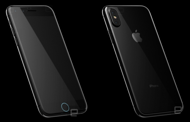 iPhone 8 may have Touch ID fingerprint sensor integrated ...