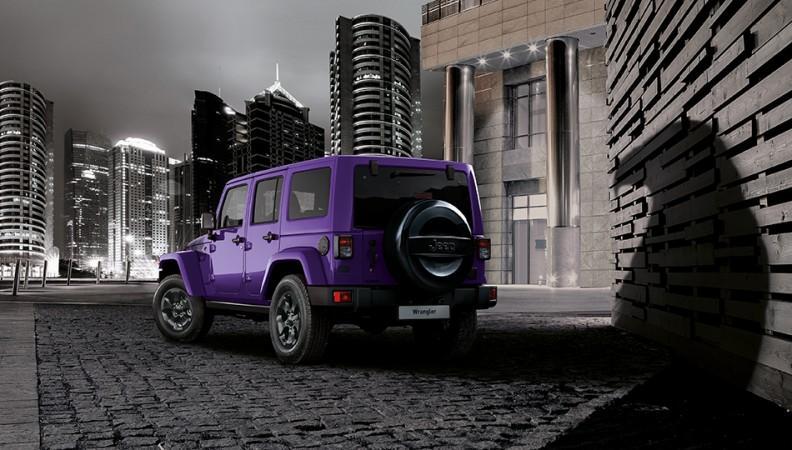Jeep Wrangler Night Eagle Launched Ibtimes India