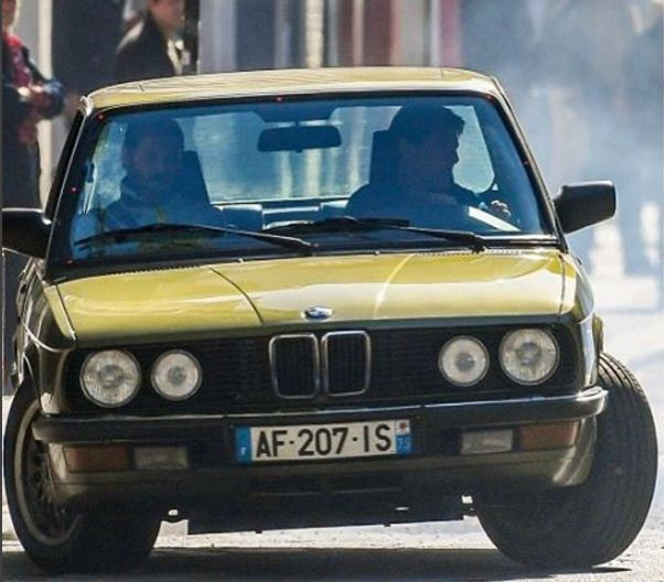 Mission: Impossible 6: Tom Cruise To Ride Classic E28 BMW