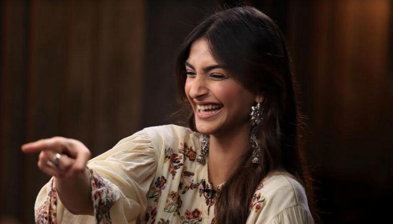 Sonam Kapoor talks about her first Kiss