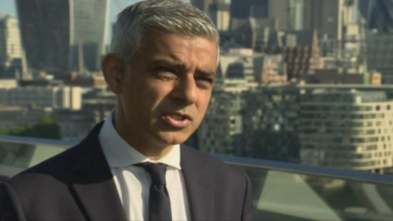 London Mayor Sadiq Khan gives statement on increased terror threat level