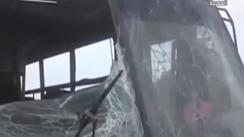 Gunmen kill at least 26 in attack on Coptic Christians in Egypt