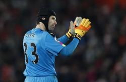 Petr Cech, Arsenal, FA Cup final, Chelsea, David Ospina
