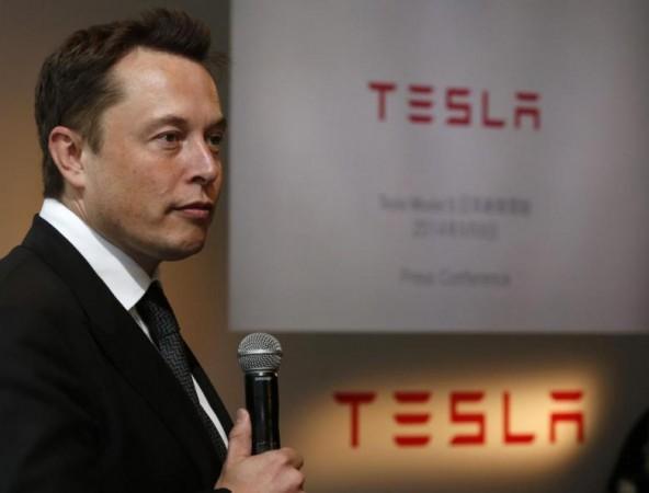 Elon Misk