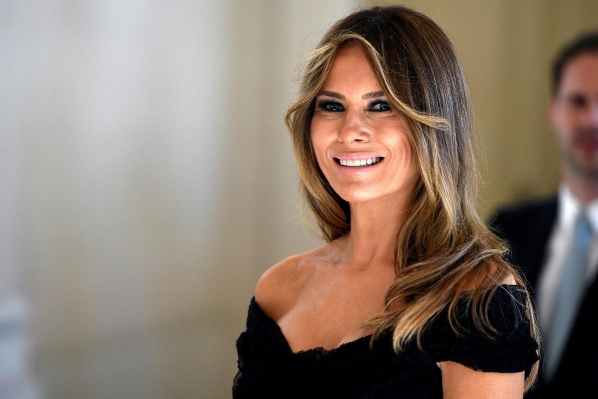 Melania Trump Porn Model Or Fashion Model