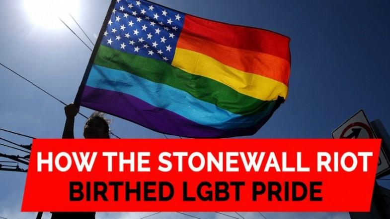 How the Stonewall riot birthed LGBT Pride