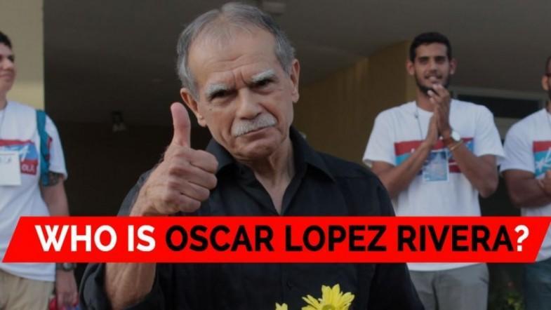 Who is Oscar Lopez Rivera?