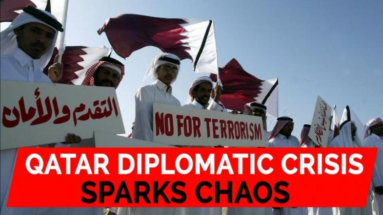 Chaos in Middle East after Gulf nations cut ties with Qatar