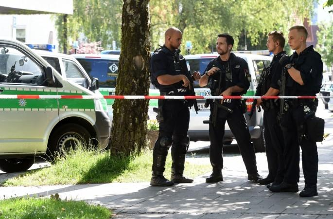 Munich Several Including Woman Police Officer Injured
