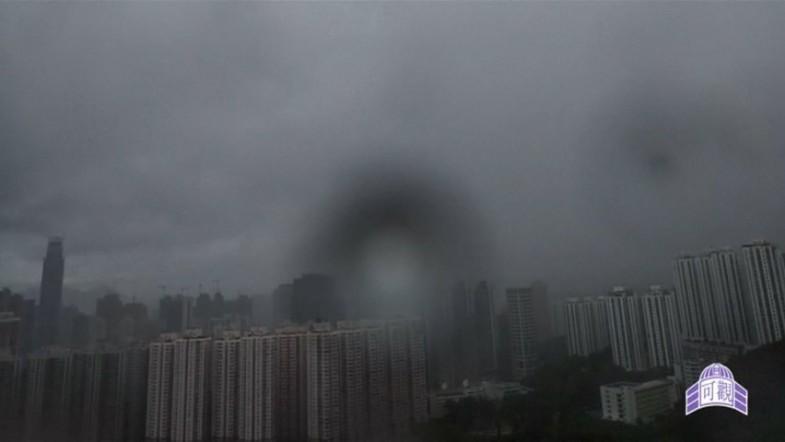 Typhoon Merbok hits Hong Kong and southern China