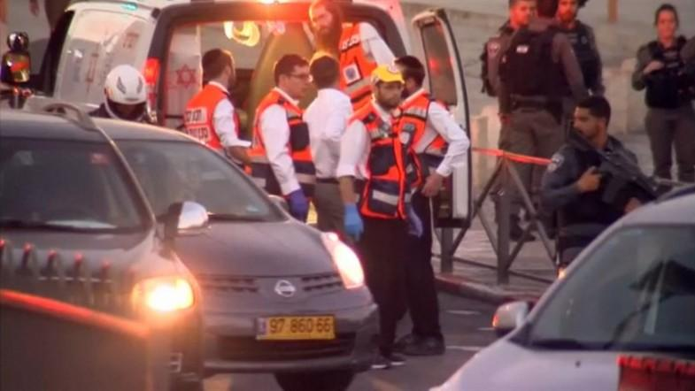 Isis claims Attack In Jerusalem After Policewoman Is Stabbed To Death