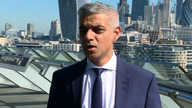 Sadiq Khan urges Londoners to be calm but vigilant after Finsbury Park mosque attack