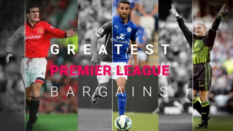 Seven greatest Premier League bargain buys