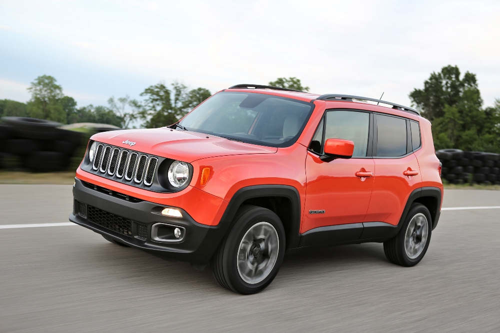 After Jeep Compass, FCA to launch Renegade compact SUV at ...