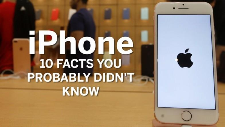 10 things you probably didnt know about the iPhone