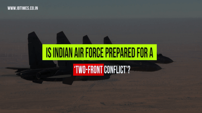 IAF does not have enough fighter jets, says Air Chief Marshal BS Dhanoa