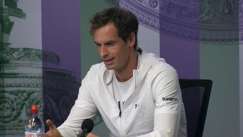 Andy Murray expecting second child with wife Kim