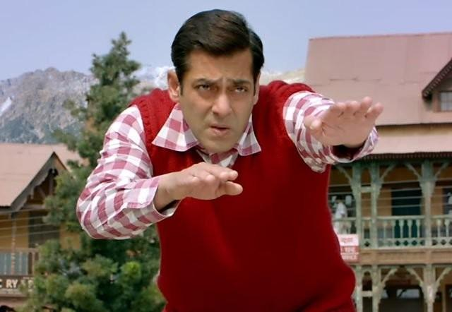 Salman Khan speaks about war mongers creates controversy