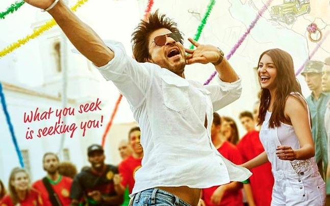Shah Rukh Khan's Jab Harry Met Sejal highlights