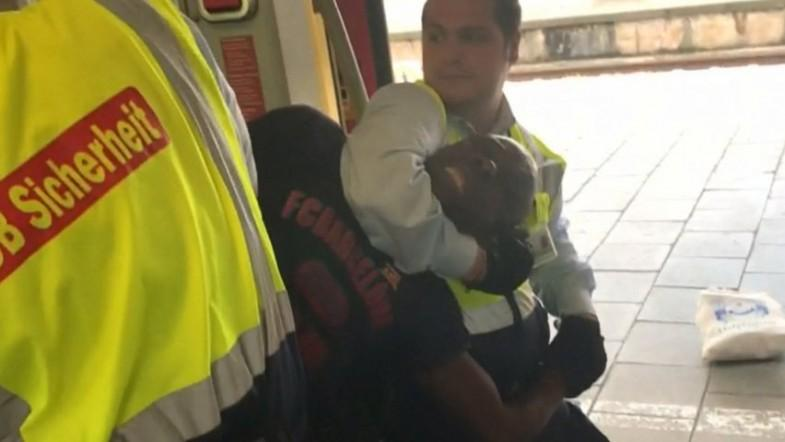This is racism: Video of black man being dragged from Munich train goes viral