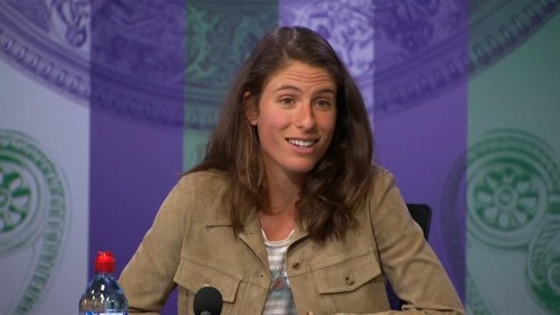 Im fit for Wimbledon declares home hope Johanna Konta