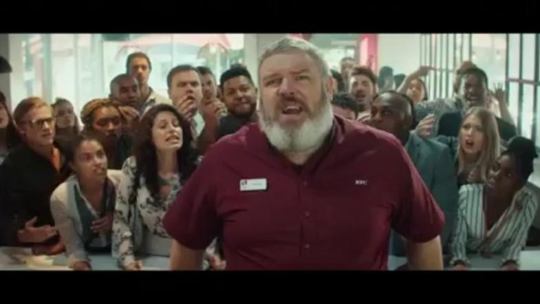 Lunchtime is Coming: Hodor from game Of Thrones stars in new KFC advert