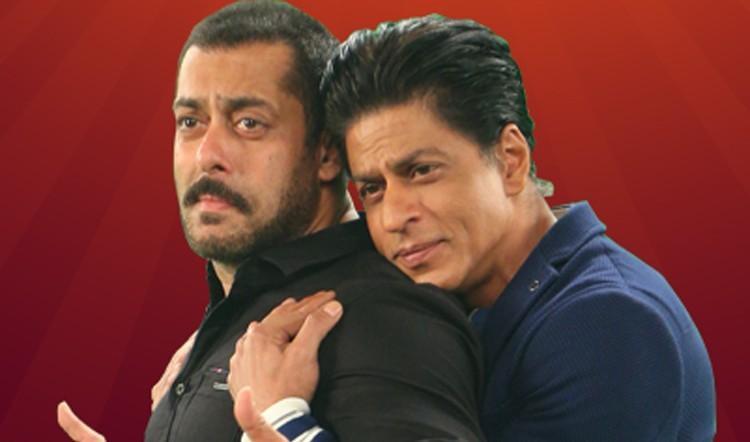 Salman Khan and Shah Rukh Khans bromance story
