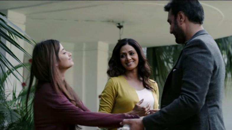 Sridevi makes grand comeback with Mom