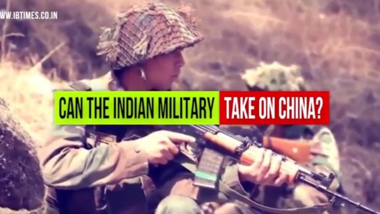 India vs China - Military Power Comparison