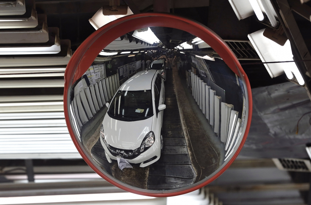 Honda Mobilio Comes To A Final Stop In India Ibtimes India