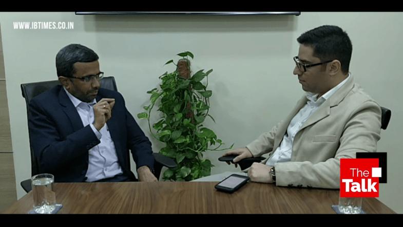 The Talk with R. Sriram, IRS, Commissioner Central Tax (GST)