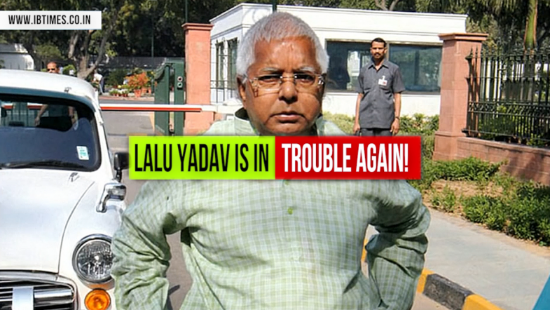 CBI raids Lalu Prasad Yadav and family's 12 premises over corruption charges
