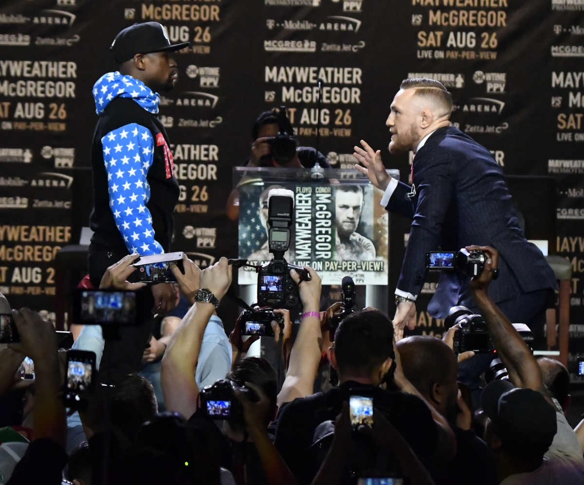 how to watch mayweather vs mcgregor weigh in
