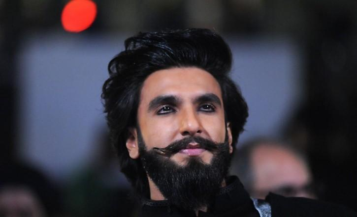 Ranveer Singh trims his moustache and beard for Padmavati