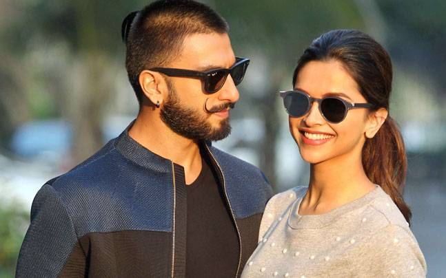 Ranveer Singh and Deepika Padukones cutest PDA moments
