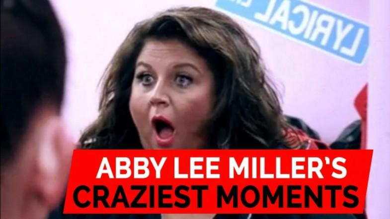 Dance Moms star Abby Lee Millers craziest moments throughout the years
