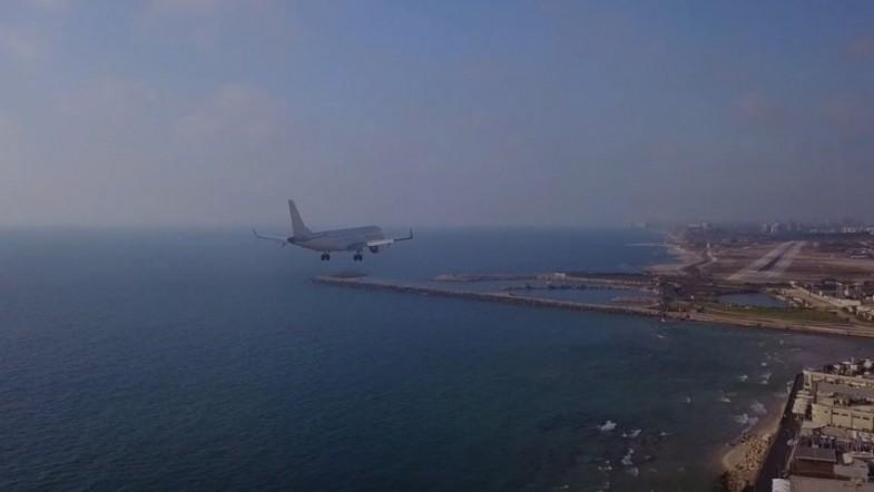 Drone enthusiast arrested for flying DJI near Tel Aviv Airport landing strip